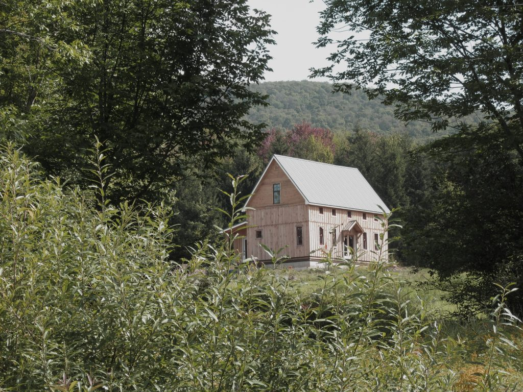 Early Autumn at Cloud-Bearing Mountain Christian Retreat & Training Center, Link to About Page